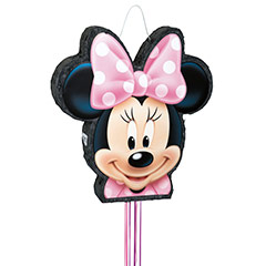 Piñata artesana Minnie Mouse