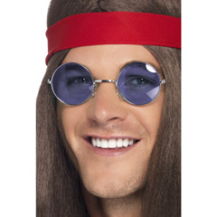 Gafas Hippie azul