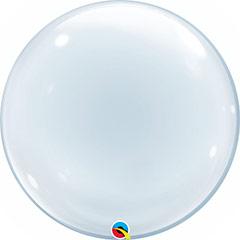 Globo transparente liso burbuja