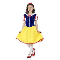 Disfraz Blancanieves infantil