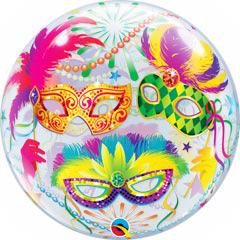 Globo burbuja Carnaval