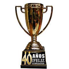 Trofeo 40 años