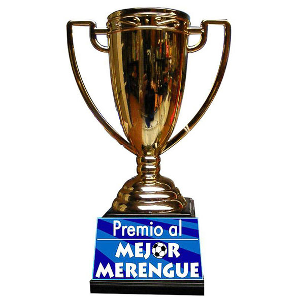 Trofeo Merengue