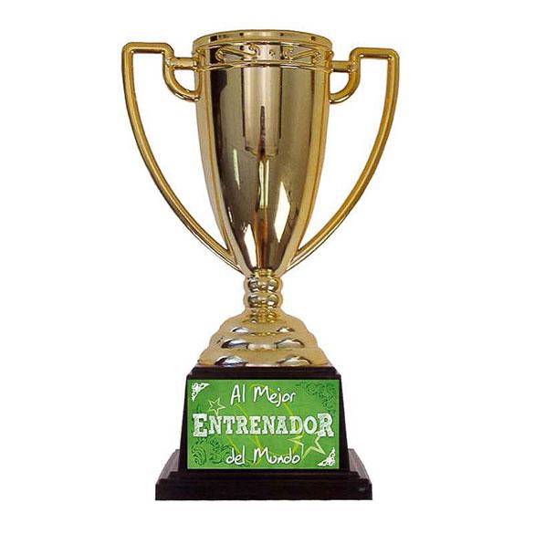 Trofeo Al mejor entrenador