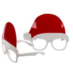Gafas gorro Papá Noel