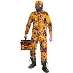 Disfraz Zombie en cuarentena