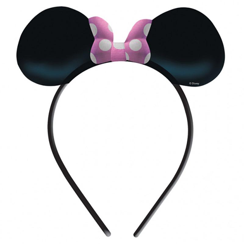 Diadema orejas Minnie Mouse