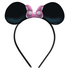 Diadema orejas Minnie Mouse