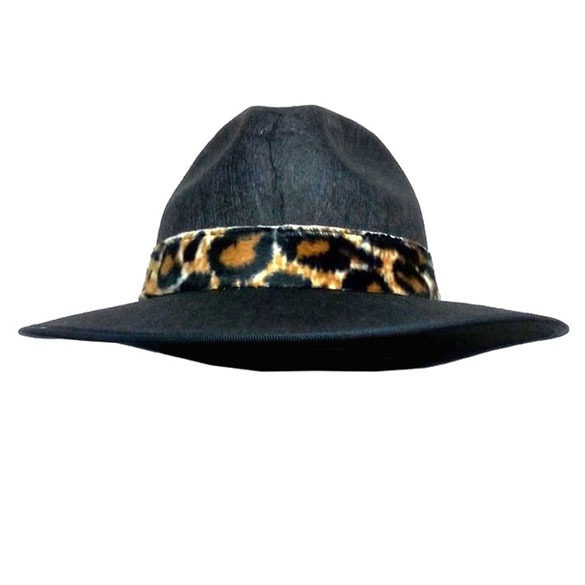 Sombrero Indiana Jones de fieltro