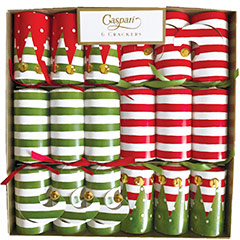 Crackers Stocking stripe