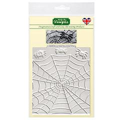 Molde Silicona Araños y Tela de Araña