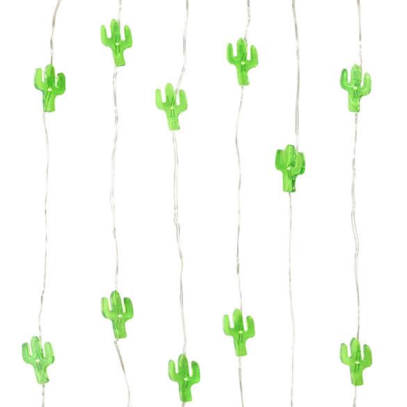 Guirnada luces Cactus