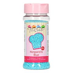 Nonparelis, perlas, color azul celeste FunCakes