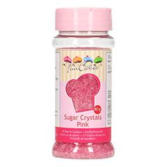 Azúcar de color rosa para decorar Funcakes - Ítem