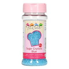 Azúcar de color azul celeste para decorar Funcakes, 80 gr.