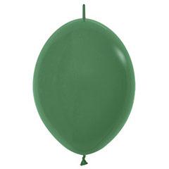 Globos de Látex Linking Verdes. Pack 25 u.