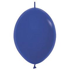 Globos de Látex Linking Azules. Pack 25 u.