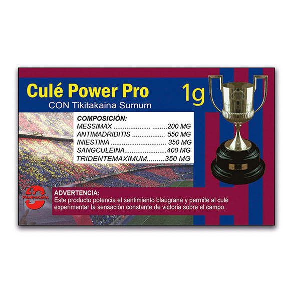 Culé Power Pro