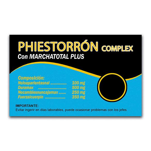 Phiestorrón Complex