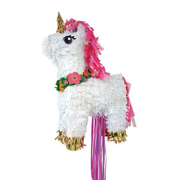 Piñata artesana Cuerpo Unicornio