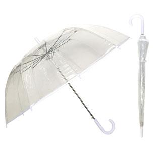 Paraguas transparente burbuja automático