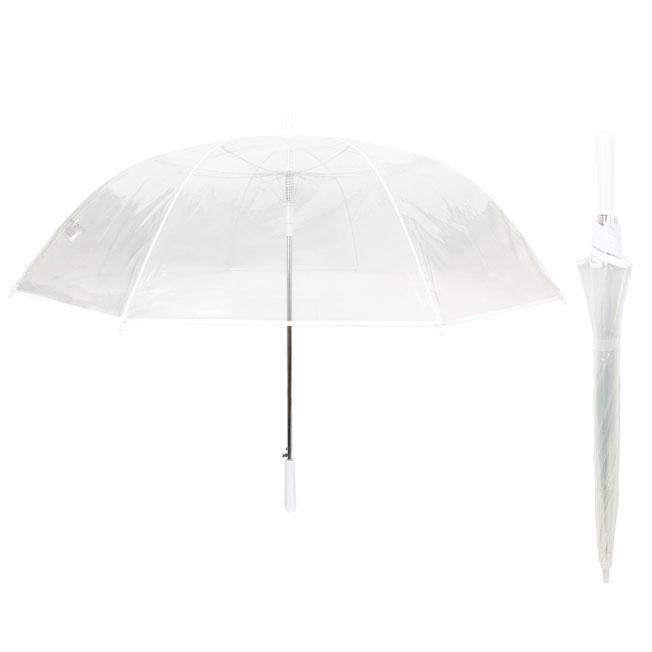 Paraguas transparente burbuja Golf automático