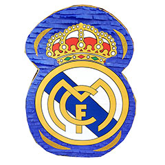 Piñata artesana Escudo Real Madrid CF