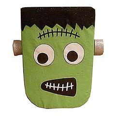 Piñata artesana Frankenstein