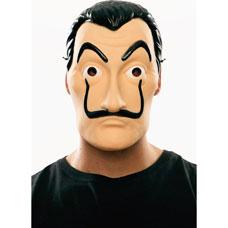 Careta Pintor Dalí original La Casa de Papel - Ítem1