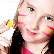 Piinturas para la cara roll on bandera de España - Ítem1