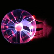 Lámpara de plasma grande - Ítem1