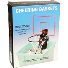 Canasta baloncesto para papelera con sonido - Ítem1