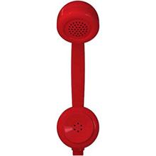 Alcachofa de ducha en forma de teléfono rojo - Ítem2