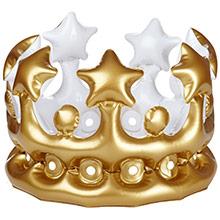 Corona Rey por un día inflable - Ítem2