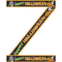 Pancartas Happy Halloween, Pack 3 u. - Ítem1