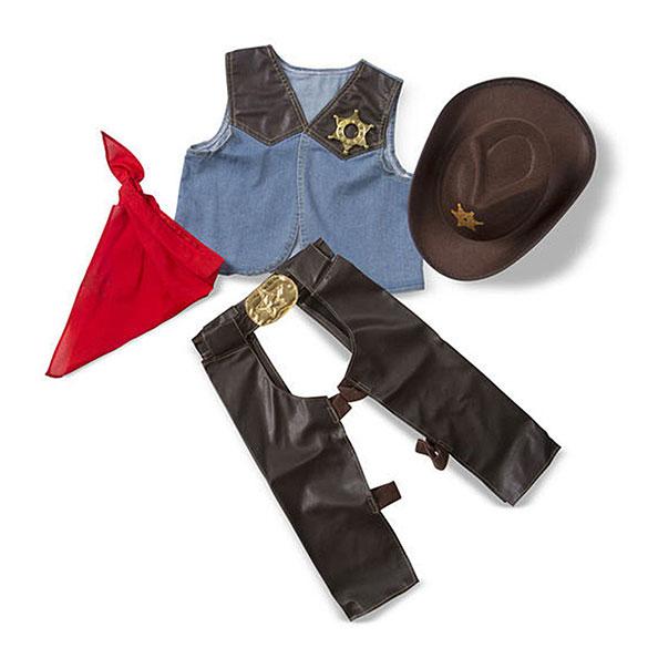 Disfraz vaquero, Cowboy infantil - Ítem2