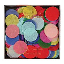 Confeti de papel redondo - Ítem1