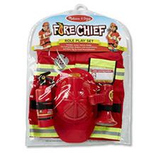 Disfraz bombero infantil - Ítem1