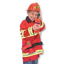 Disfraz bombero infantil - Ítem2