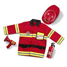 Disfraz bombero infantil - Ítem5