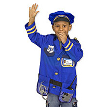 Disfraz policia infantil - Ítem4