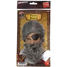 Barba y bigote gris canosa - Ítem1