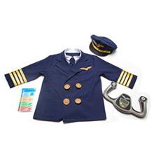Disfraz piloto infantil - Ítem2