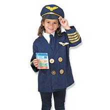 Disfraz piloto infantil - Ítem3