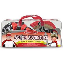 Set de aventura y acción infantil - Ítem1