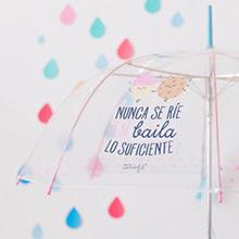 Paraguas Mr. Wonderful - Camina con alegría aunque llueva todo el día - Ítem3