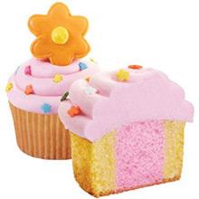 Molde para cupcakes 2 tonos - Ítem1