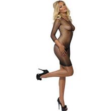 Vestido rejilla sensual - Ítem2