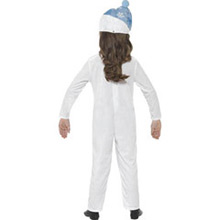 Disfaz muñeco de nieve infantil - Ítem3