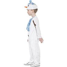 Disfaz muñeco de nieve infantil - Ítem4